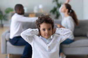 arguing parents with child nashville family law